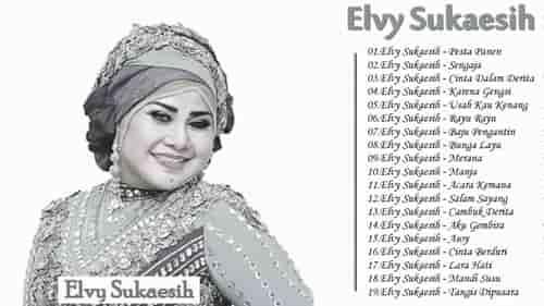 Kumpulan lagu Elvy Sukaesih mp3 lengkap