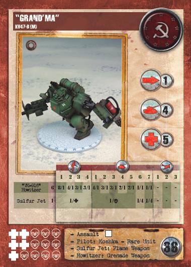 pdx dust  ssu unit cards