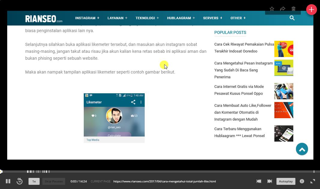 Panduan Langkah Memasang Plugin Hotjar untuk Blogger, Bisa Melihat Replay Perilaku Visitor Blog