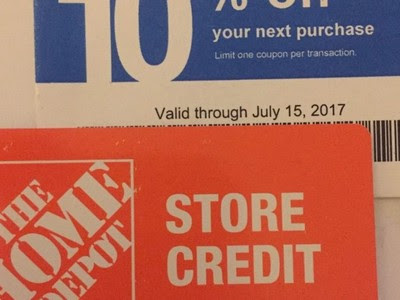 Home Depot Gift Card Balance information