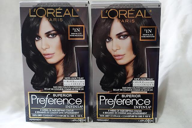 loreal paris, loreal paris hair dye review, loreal paris preference infinia hair dye review, loreal paris preference infinia hair colour review