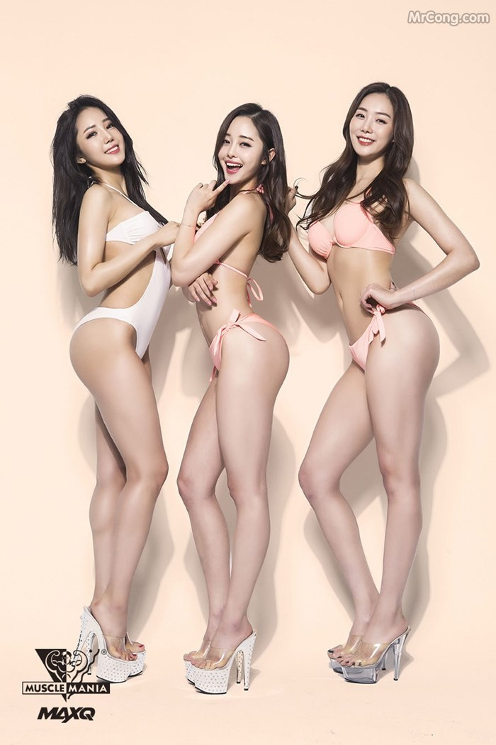 Image Gong-Min-Seo-Choi-Seol-Hwa-Son-So-Hee-Hot-Thang-4-2017-MrCong.com-003 in post Các người đẹp Gong Min Seo, Choi Seol Hwa, Son So Hee đầy gợi cảm trong bộ ảnh tháng 4/2017 (47 ảnh)