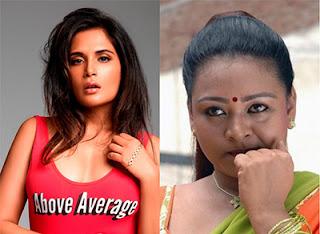 Richa Chadha and Shakeela
