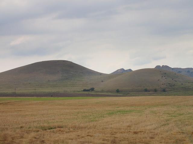 Pagóry w Dobrudży (Rumunia)