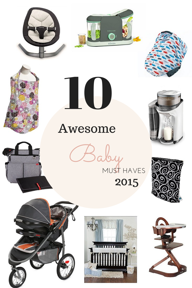 baby must haves 2015