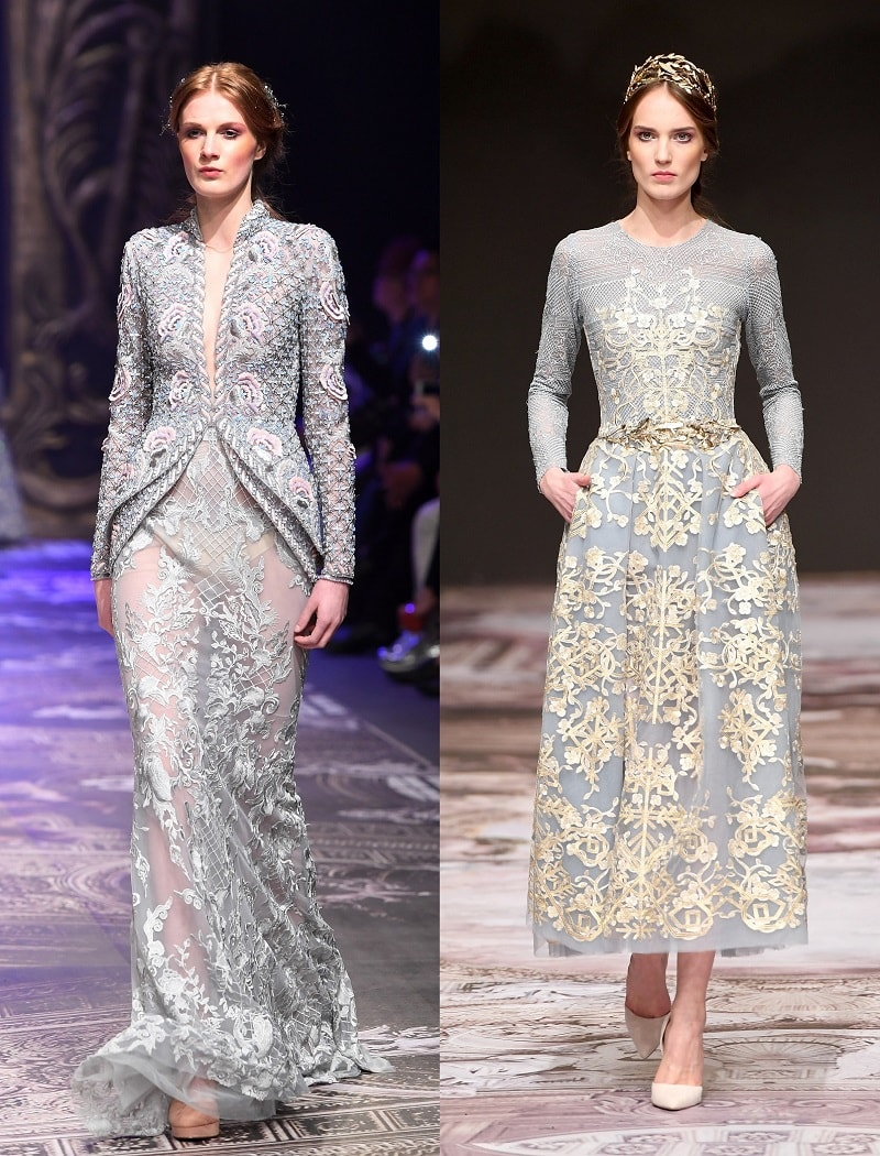 Michael Cinco designs at Fashion Forward Dubai Season 9