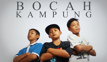 Lirik Lagu Rapper Bunot - Bocah Kampung