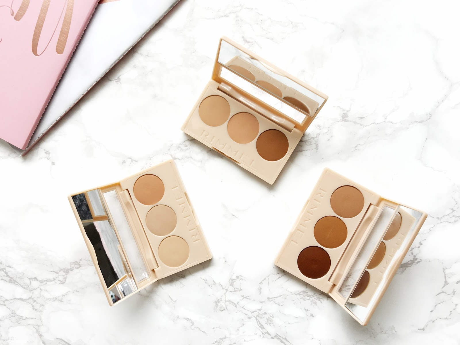 Rimmel #Insta Conceal and Contour Palettes