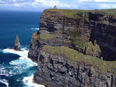 visitar acantilados Moher en tu año escolar en Irlanda