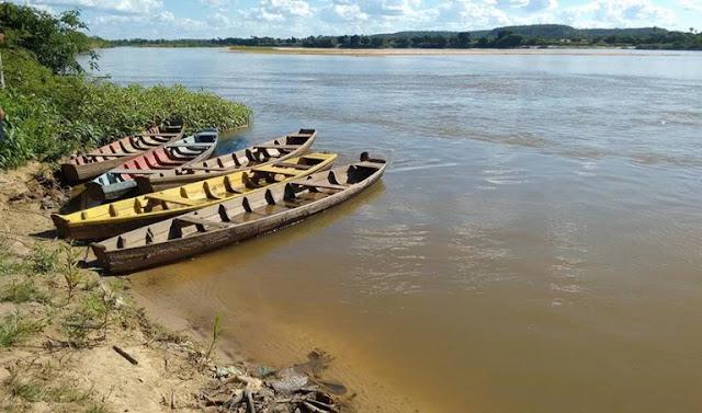 Dois adolescentes e um homem morrem afogados no Rio Parnaíba em Timon
