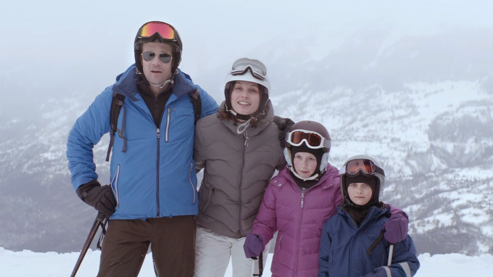 The Family in Force Majeure, Directed by Ruben Östlund
