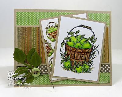Our Daily Bread Designs, Garden Minis set, Apples, Grace Nywening