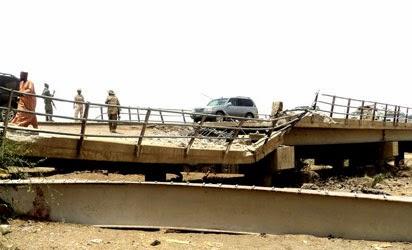 boko haram bombed bridge