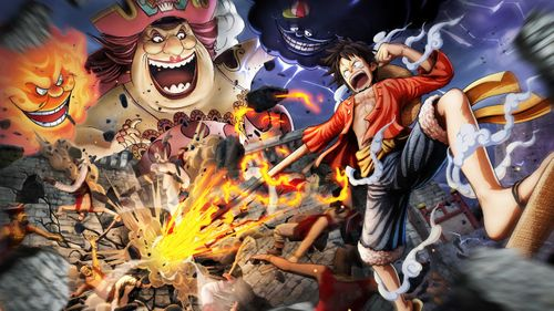 "One Piece: Pirate Warriors 4 Jump Festa 2020 ""Enies Lobby Arc"" Gameplay Footage"