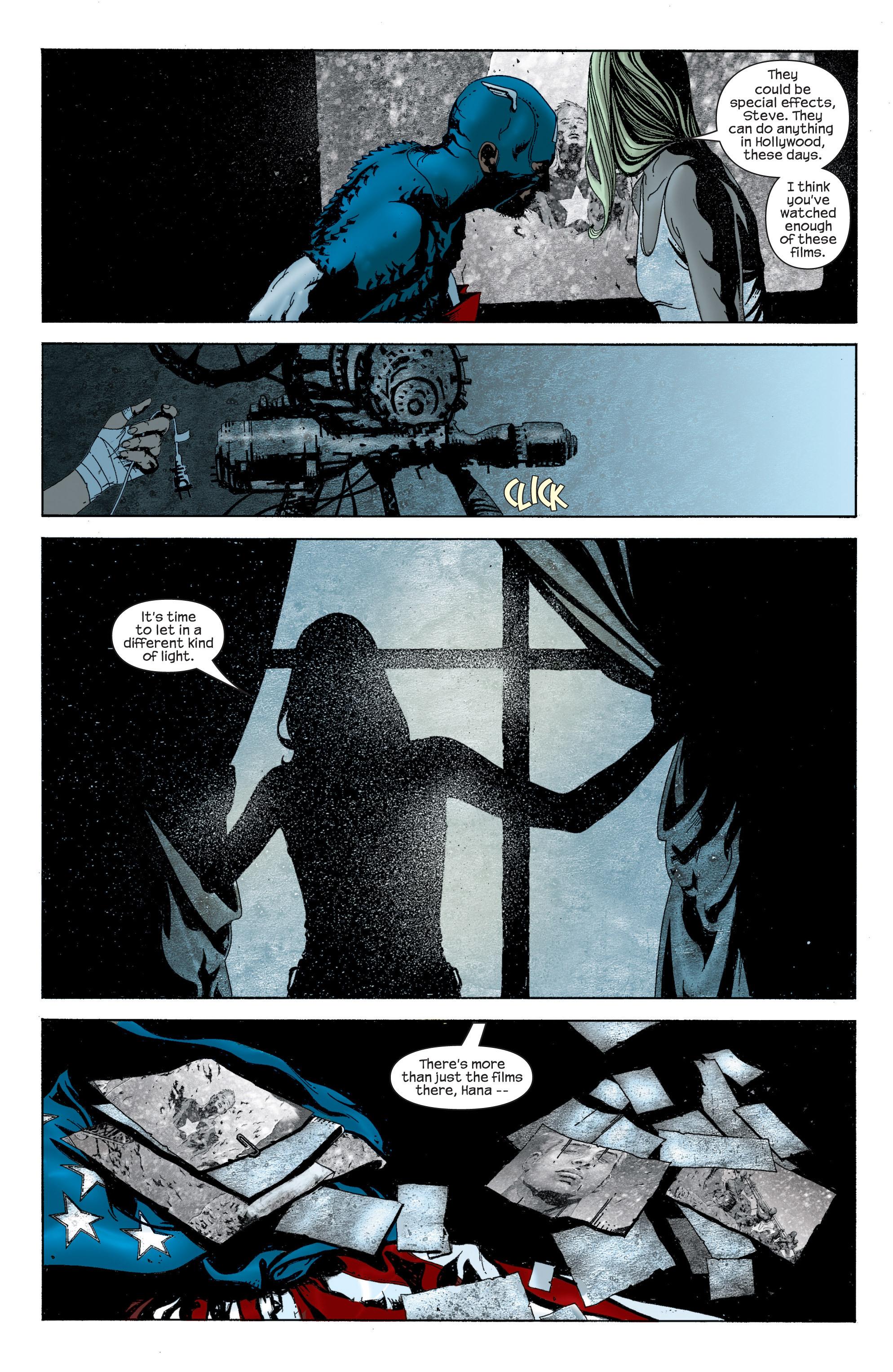 Captain America (2002) Issue #13 #14 - English 11