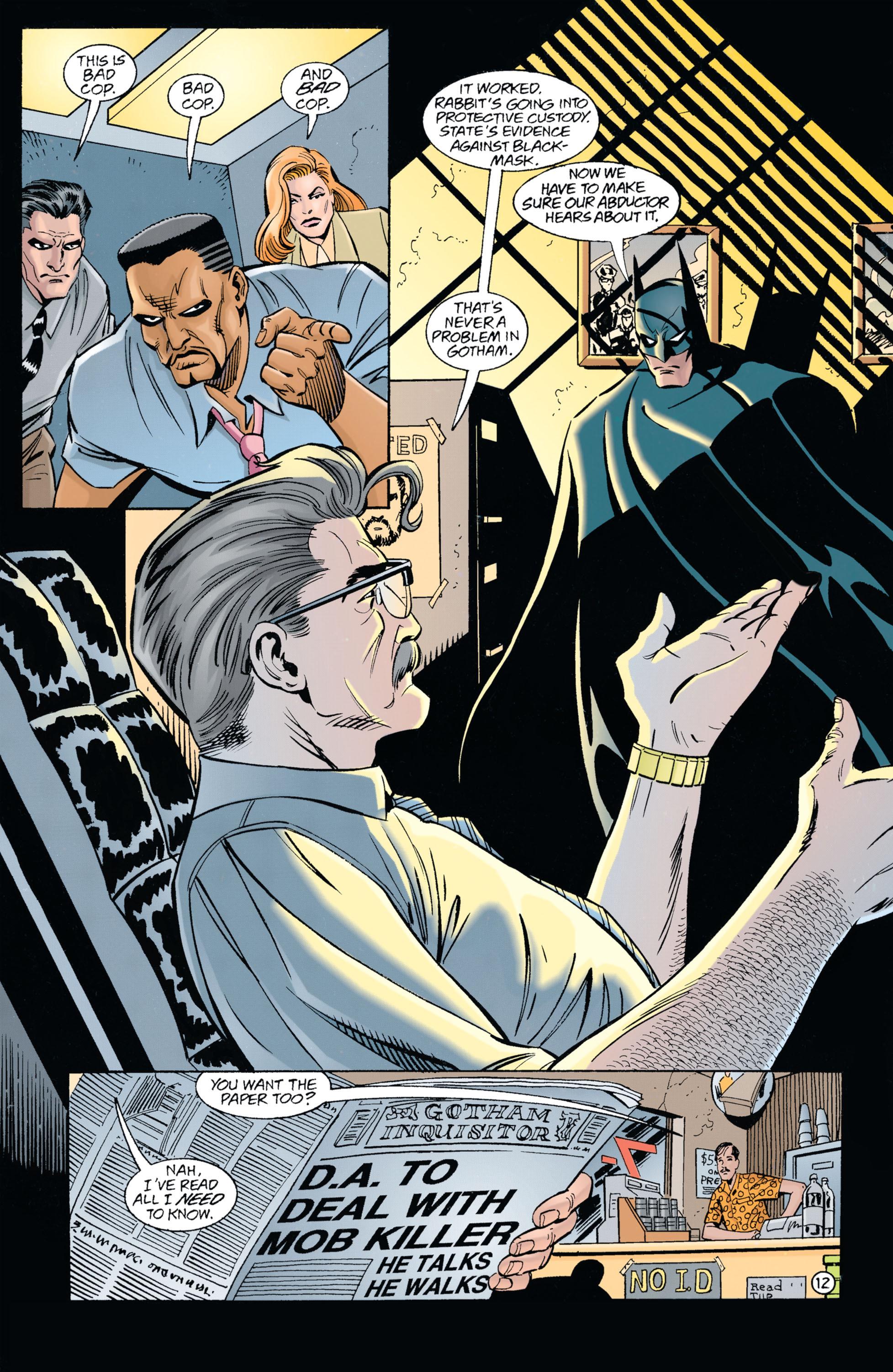 Detective Comics (1937) 697 Page 11