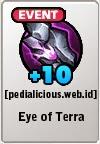 Rare gear LostSaga Eye of Terra