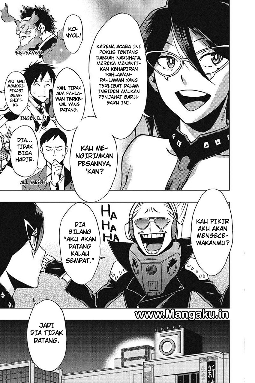 Boku no Hero Academia Illegals Chapter 22-8