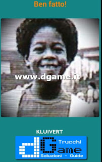 Soluzioni Guess the child footballer livello 53