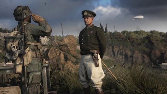 رسميا إنطلاق التحميل المسبق للعبة Call of Duty : WWII و هذا حجم جميع النسخ ...