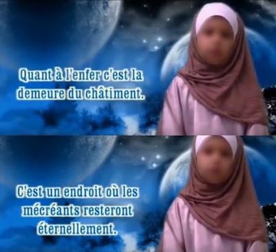 Ces vidéos islamiques qui endoctrinent les enfants Musulmans par Majid Oukacha  dans Culture islam%2Bendoctrinement%2Bdes%2Benfants