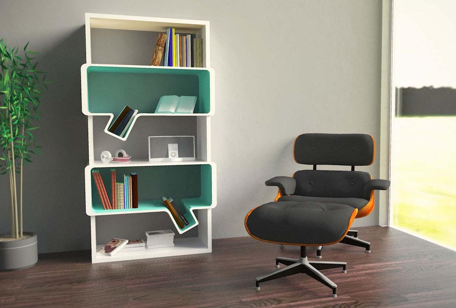 Groovy Modern Bookshelf Ideas 12 Best Bookshelf Ideas Kate Home Designs Largest Home Design Picture Inspirations Pitcheantrous