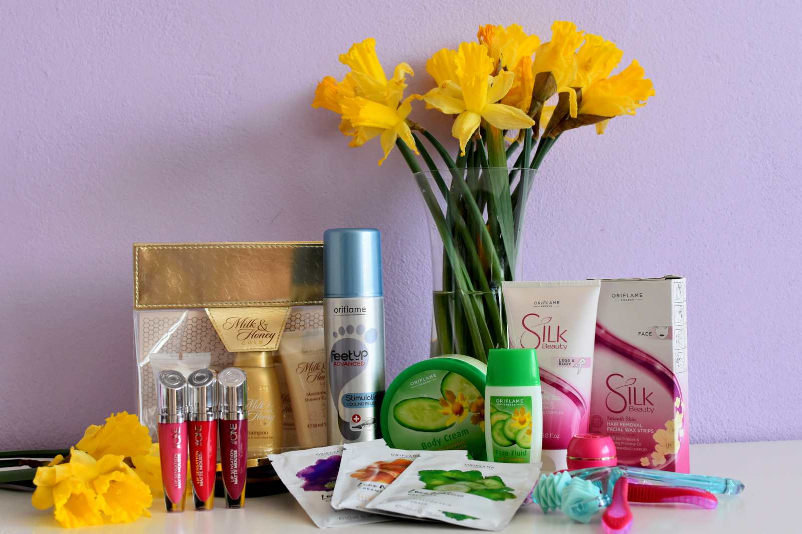 beauty tip: oriflame 7/2016