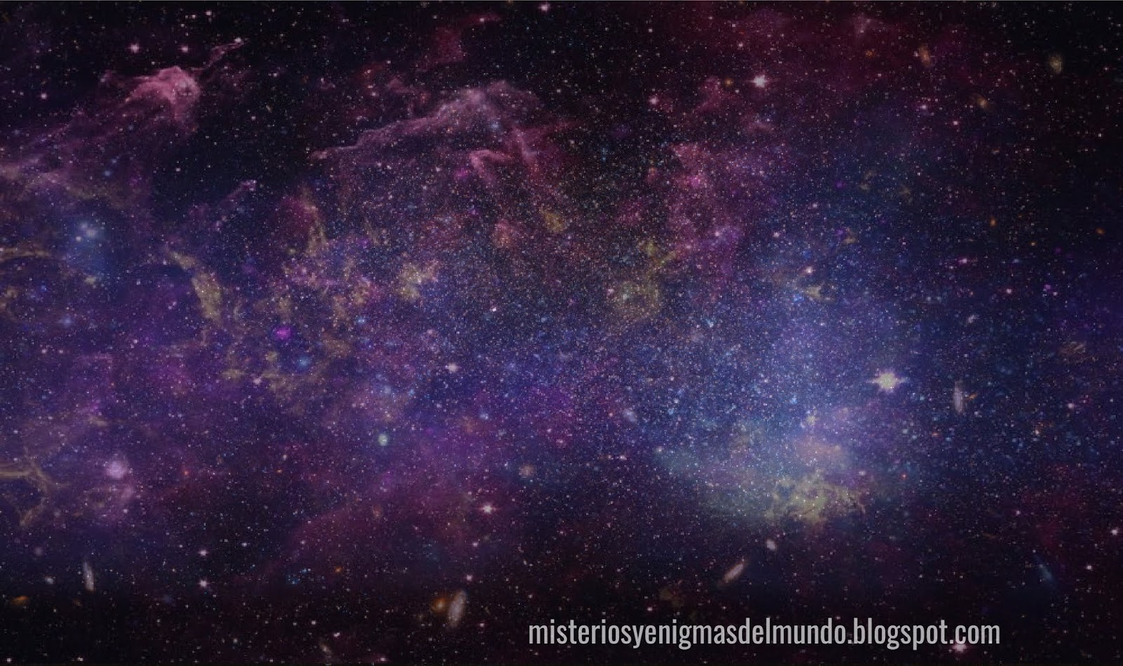 Un viaje al fin del Universo Conocido