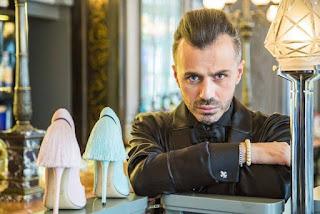 Russia-based Armenian creative designer Aleksander Siradekian