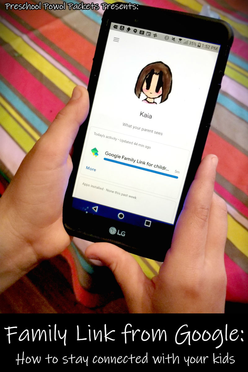 How to Use the Family Link App from Google to Connect With