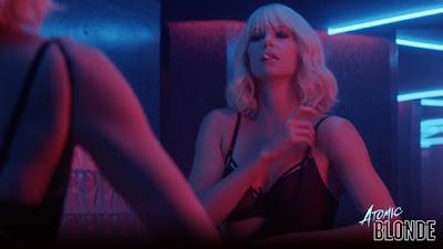 Atomic Blonde Charlize Theron Movie Image
