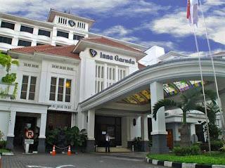 Hotel Inna Garuda Yogyakarta Fasilitas Lengkap