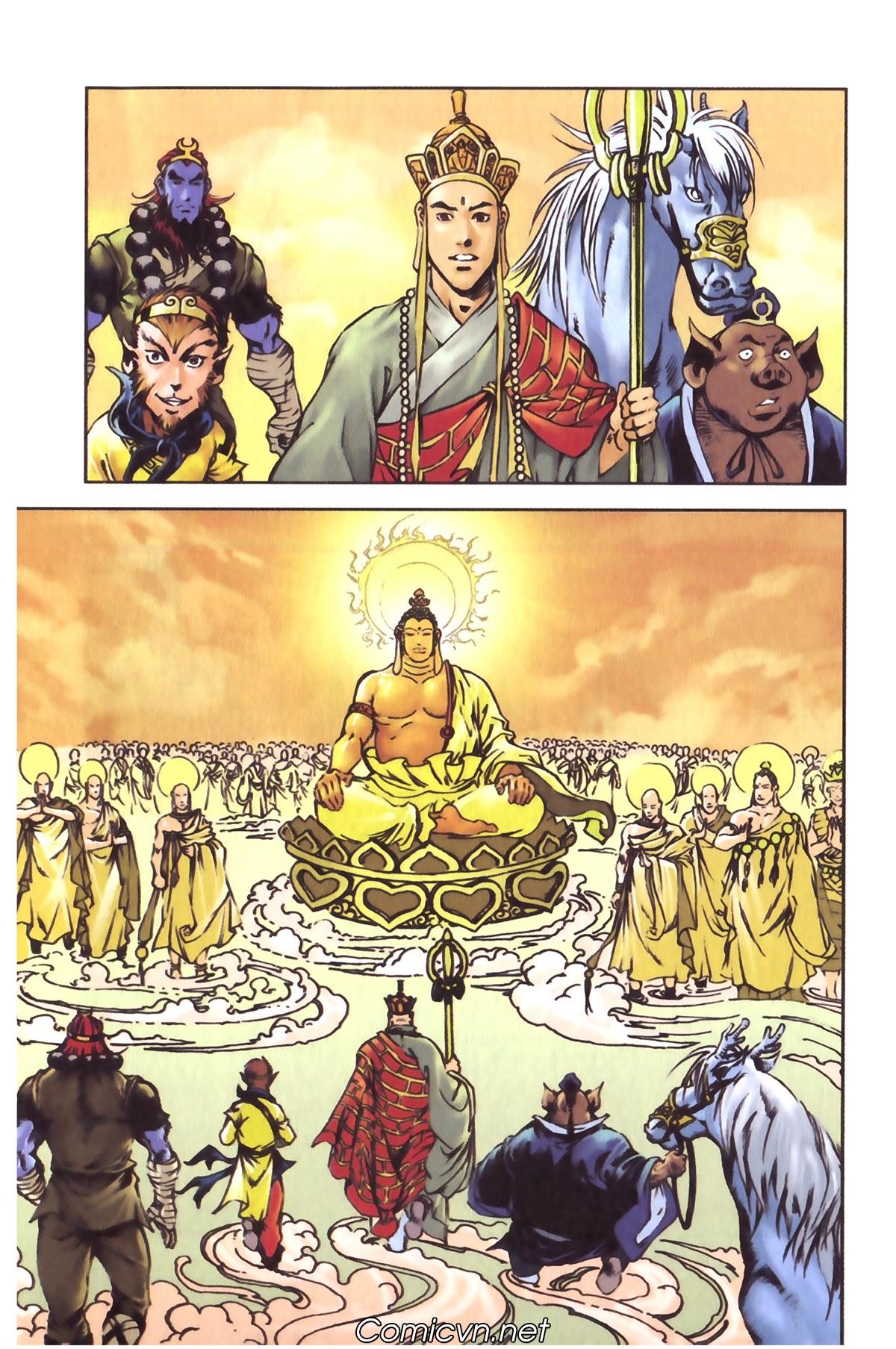 Tây Du Ký màu - Chapter 134 - Pic 4