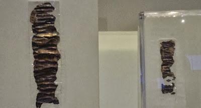 Amuletos de prata Ketef Hinom