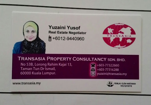 I AM A REGISTERED PROPERTY AGENT :)