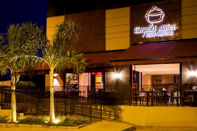 Novo restaurante Simples Assim em Águas Claras