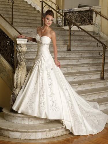 Vestidos de novia para usar con converse