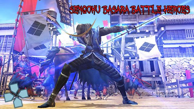 Sengoku Basara: Battle Heroes PSP GAME ISO