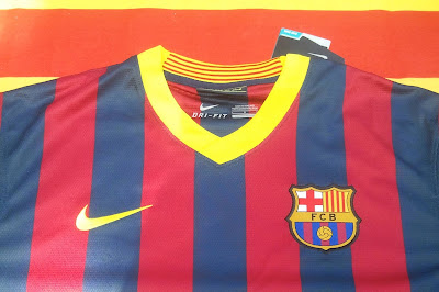 T-Shirt of FC Barcelona