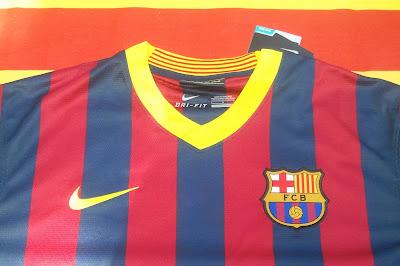 T-Shirt of FC Barcelona