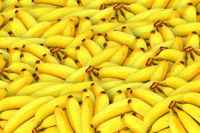 cara menghilangkan ketombe dengan pisang