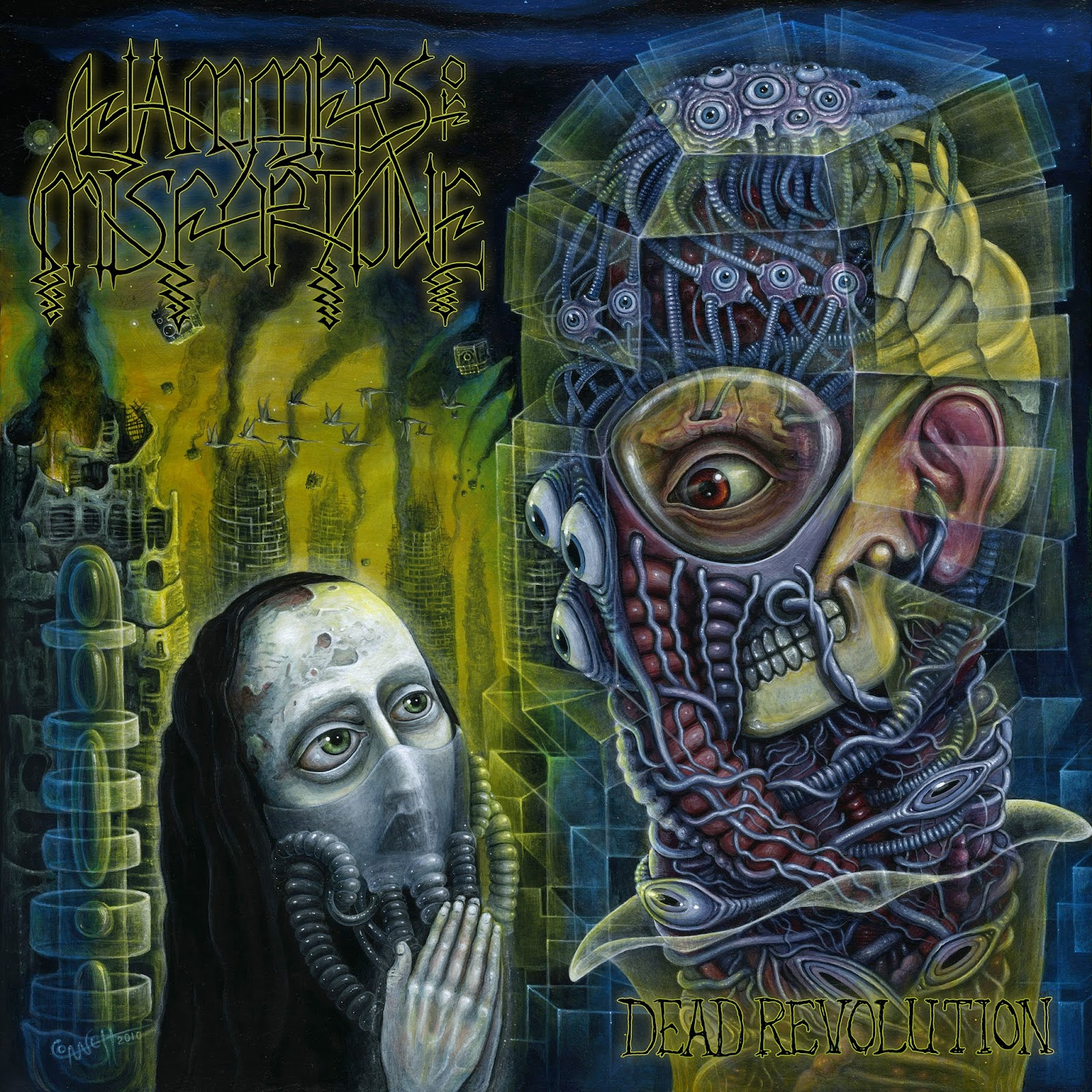 Bloody Good Music: Album Review: Hammers of Misfortune -