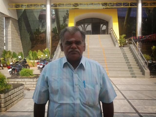 R.Selvaraj, GS, AIAPDA