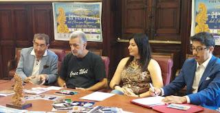 PREMIO NAXOS CAVALLUCCIO MARINO A RENATO ACCORINTI PER IL SUO IMPEGNO COME EDUCATORE E SINDACO DI MESSINA