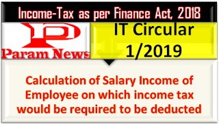 calculation-of-salary-income-of-employees
