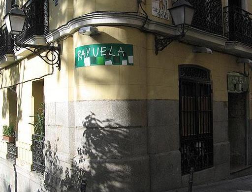 Taberna Rayuela