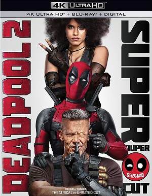 Deadpool 2 Super Duper Cut BRRip BluRay 720p 1080p