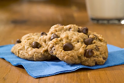 Resep Cookies Coklat Chip Oatmeal Sederhana Dan Renyah