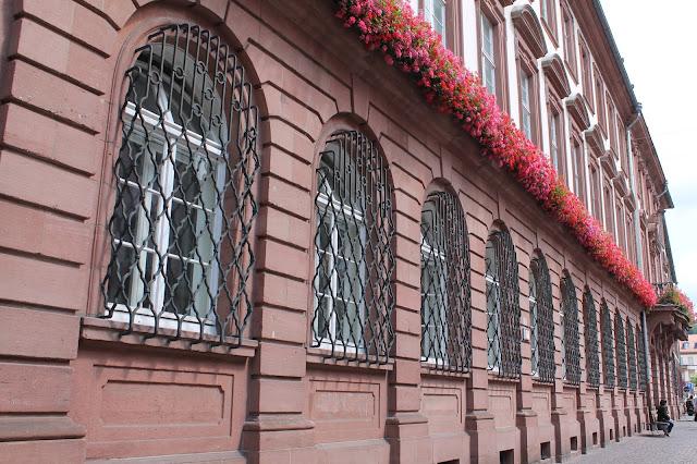 Heidelberg, Flowers
