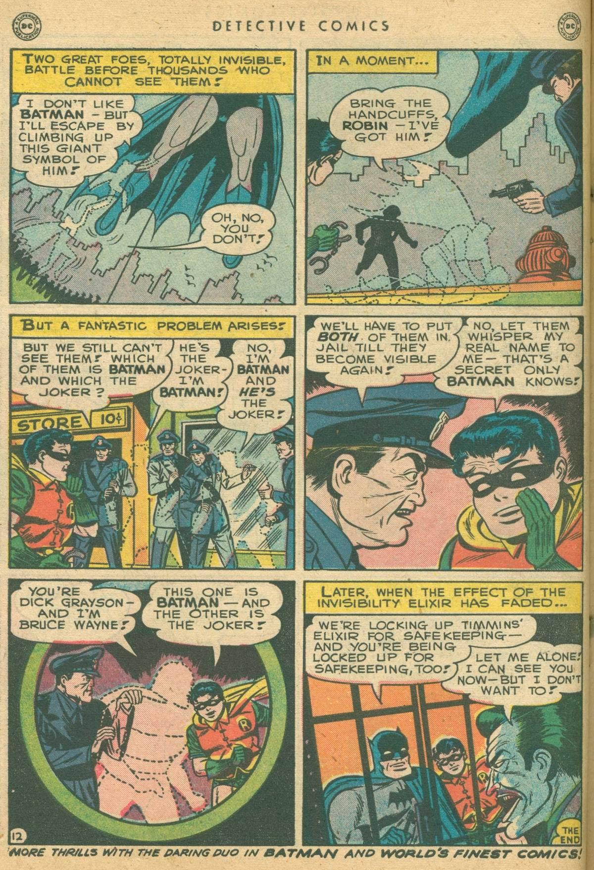 Detective Comics (1937) 138 Page 13